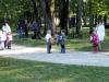 Vaikų žaidimų aikštelės atidarymas Plungės parke